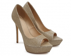 Pumps gold F01