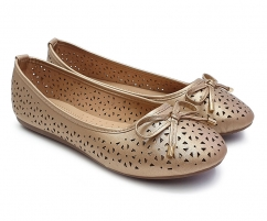 Ballerinas gold Y03