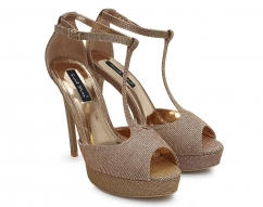 Pumps gold 850