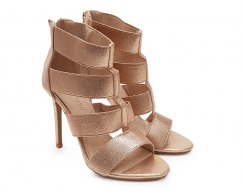 Pumps gold 741