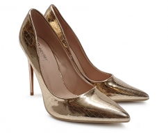 Pumps gold 58P