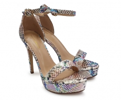 Pumps grau 108