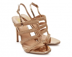 Pumps gold 573